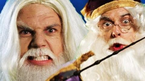 Gandalf vs Dumbledore