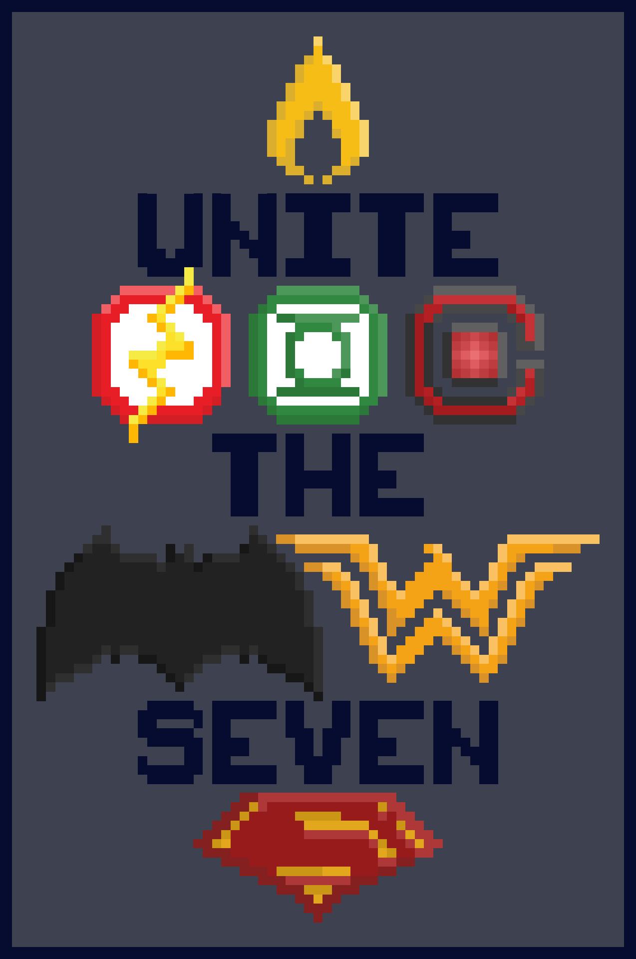 7even pixel art