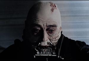 Darth Vader Without Mask Based On