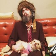 Ivan the Terrible Behind the Scenes With Pebbles