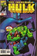 A hulk fantastic four comic cover