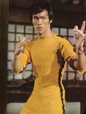 Bruce Lee Based On