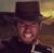 Lloyd Ahlquist as Clint Eastwood
