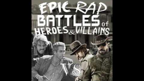 Butch Cassidy and the Sundance Kid vs Dr King Schultz and Django