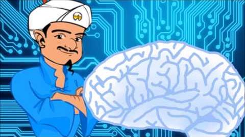 The Akinator vs Cleverbot Beat