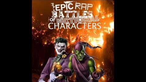 🎵INSTRUMENTAL🎵 The Joker vs The Green Goblin. Epic Rap Battles of Fictional Characters