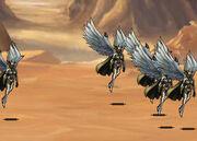 Winged Folk