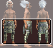Naturewalker's Leather Pants (Equipped)