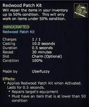 Redwood Patch Kit
