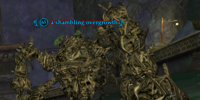 A shambling overgrowth