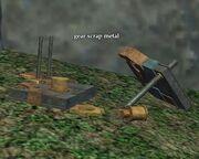 Gear Scrap Metal - Steamfont Mountains
