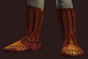 Sacrosanct Moccasins of the Stormbringer (Equipped)