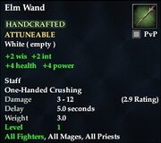 Elm Wand