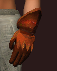 War-painted Gauntlets (Equipped)