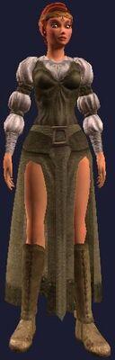 Dark bargainers negotiator (Armor Set) (Visible, Female)