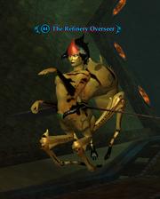 The Refinery Overseer