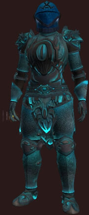 Triumphant Armor of the Divide - Resolve (Armor Set) (Visible, Female)