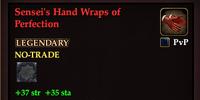 Sensei's Hand Wraps of Perfection