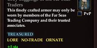 Grey Leggings of the Far Seas Traders