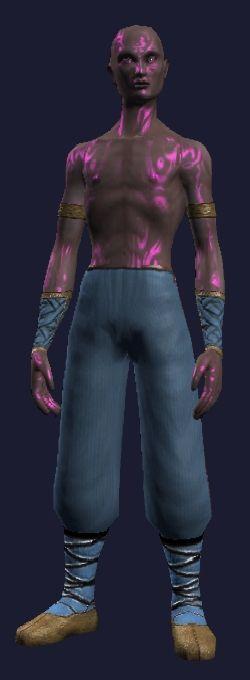 Ess Li's Resplendent Gi (Visible, Male)