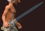 Frostwind Champion's Longsword (Equipped)