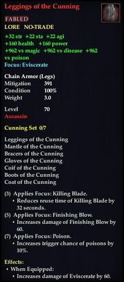 Leggings of the Cunning