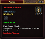 Archon's Barbute