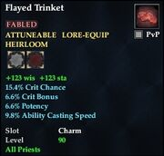 Flayed Trinket