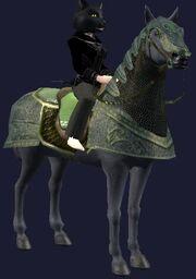 Green-saddled Rujarkian Destrier