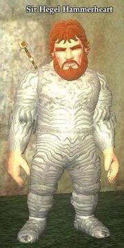 Sir Hagel Hammerheart