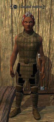 A Samiel outlaw