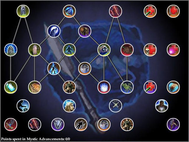Mystic AA Tree