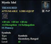 Mystic Idol