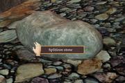 Splitiron Stone