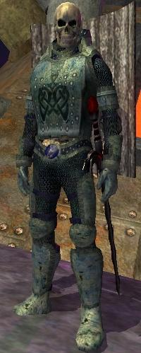 Undead Knight V (Master)