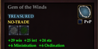 Gem of the Winds