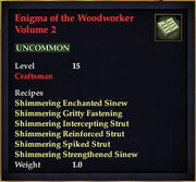 Enigma of the Woodworker Volume 2