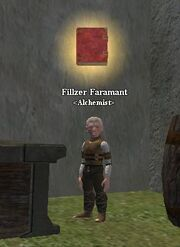 Fillzer Faramant