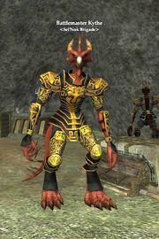 Battlemaster Kythe