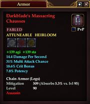 Darkblade's Massacring Chausses