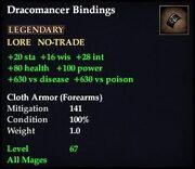 Dracomancer Bindings