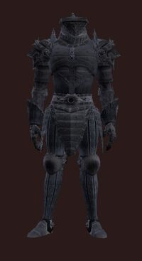 Blood Lord's Citadel (Armor Set) (Visible, Male)