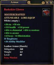Barkskin Gloves