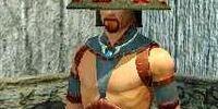 Jin Drake's Relentless Attack (Armor Set)