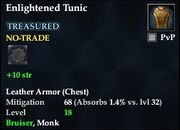 Enlightened Tunic