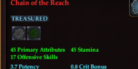 Chain of the Reach