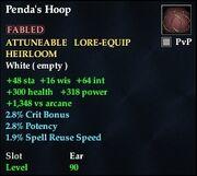 Penda's Hoop