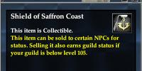 Shield of Saffron Coast