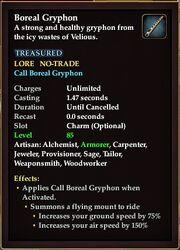Boreal Gryphon