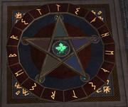 Emperors atheneum green door puzzle